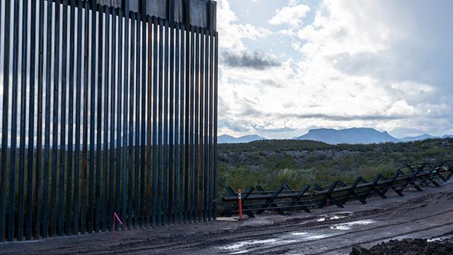 Muro Trump Especies en Peligro Arizona