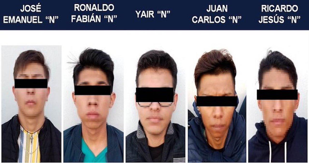 En Guadalajara se detuvo a cuatro jovenes en un motel con menores de edad