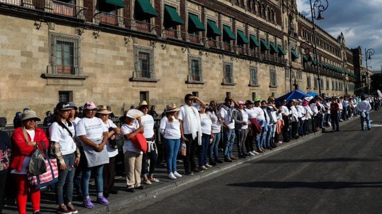 Estas son las manifestaciones sociales de la decada en Mexico
