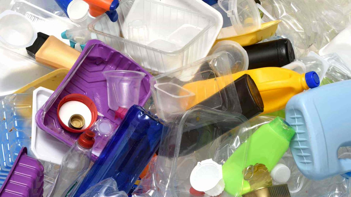 Siete países del Caribe prohibirán plásticos de un solo uso.