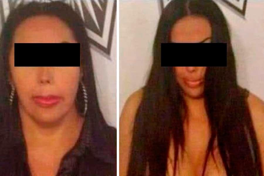 """Detienen a """"Ramona"""", transexual que presuntamente abusaba y robaba a borrachos en CDMX."""