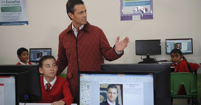 La Reforma Educativa propuesta por Peña Nieto fue cancelada este 2019