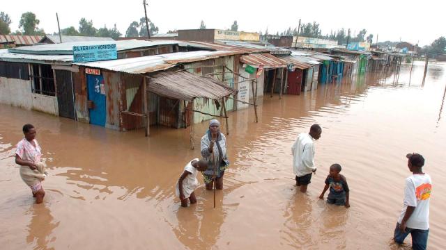Inundaciones Africa