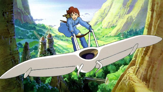 Nausicaa Studio Ghibli