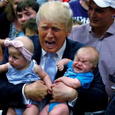 """Trump asistirá a marcha antiabortista llamada """"Marcha por la vida""""."""