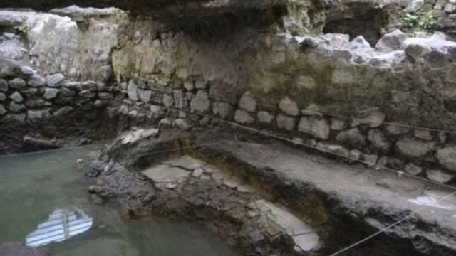 Hallan sauna a vapor en Centro Histórico de la CDMX