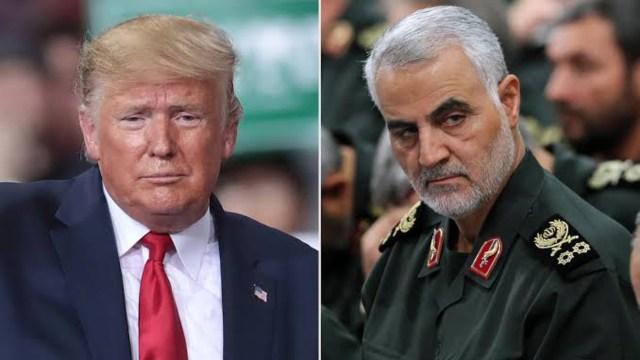 Tercera guerra mundial entre Irán y Estados Unidos