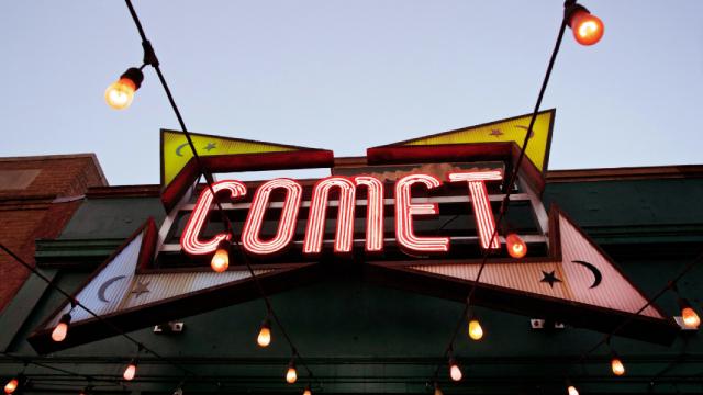 Pizzagate Comet