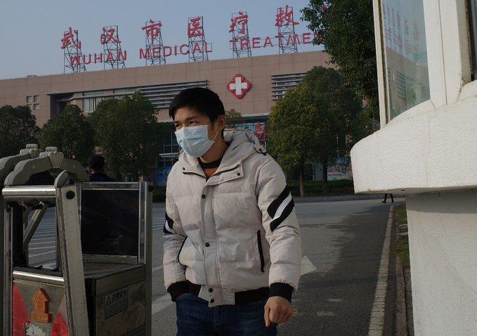 Detectaron en Tailandia un nuevo virus que procede de China