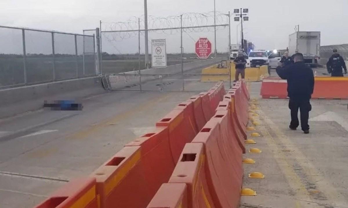 Un Hombre Cometió Suicidio En La Frontera De México y EE. UU.