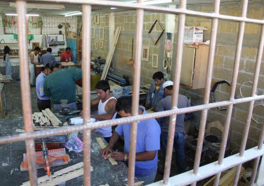 Proponer crear Cámara de Industria Penitenciaria para que presos paguen daño a víctimas.