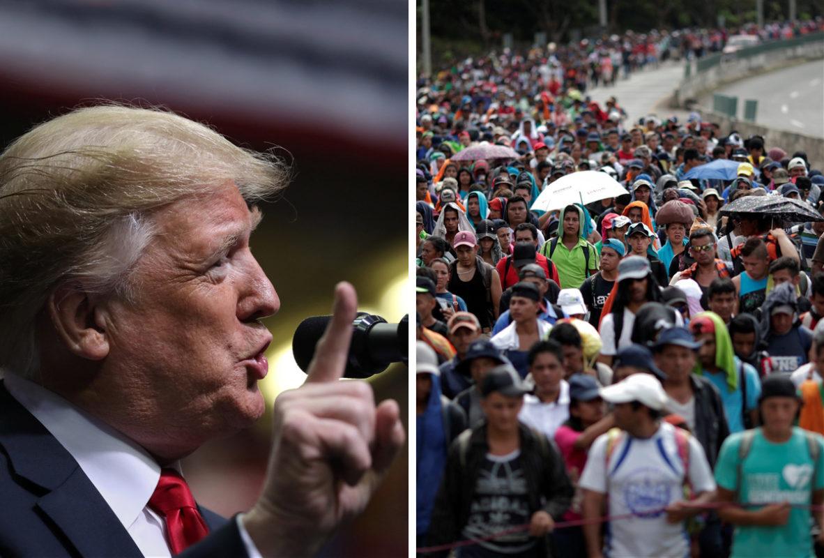 Trump busca privar atención médica a migrantes en EE.UU.