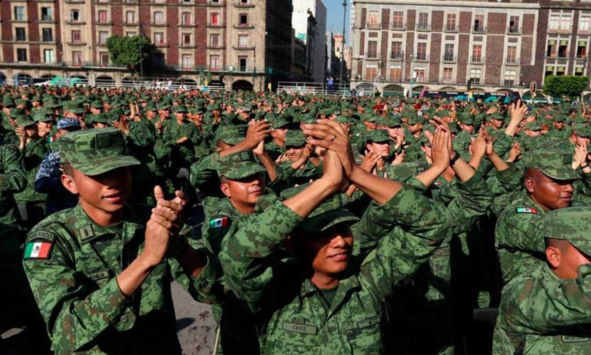 Ejército, México, Poderoso, Latinoamérica