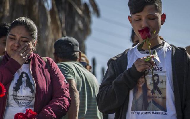 Funeral de Marbella (Imagen: Animal Politico)