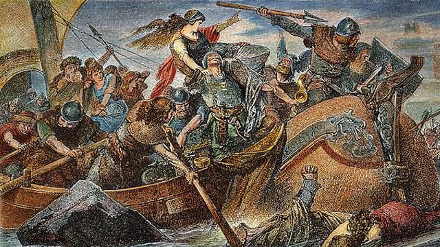 Vikingos, Té Alucinógeno, Berserkers, Hierba Loca