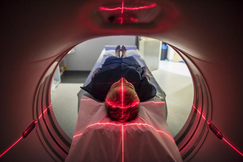 ¿Escáneres cerebrales alteran la forma en que se trata la depresión?.