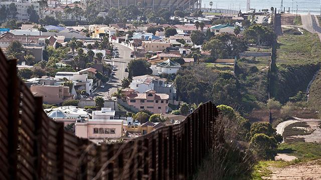Coronavirus, México, Estados Unidos, Muro