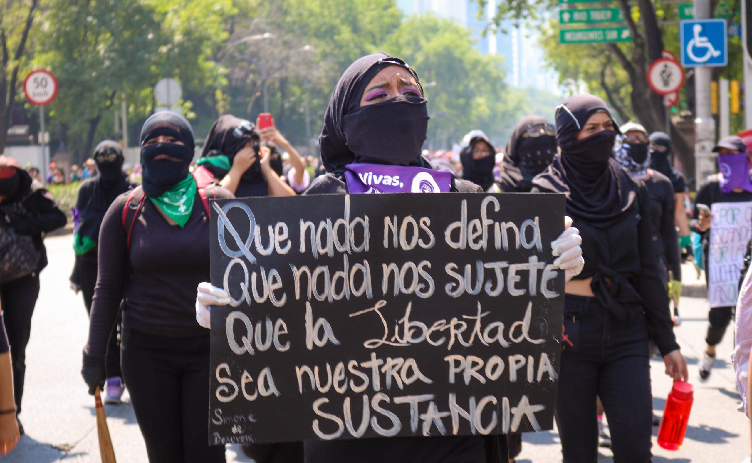 Día Mujer, 8 Marzo, Marcha, Imágenes