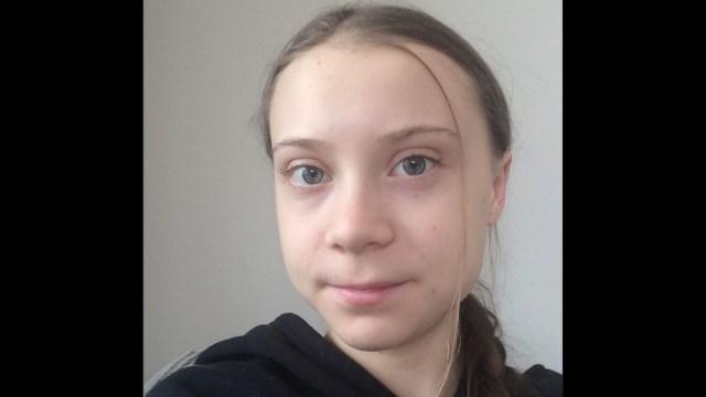 Greta Thunberg, Coronavirus, Covid-19, Contagio