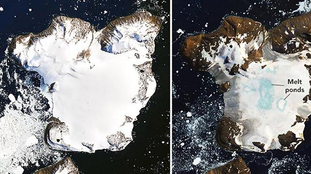 Groenlandia, Antártida, Calentamiento Global, Hielo