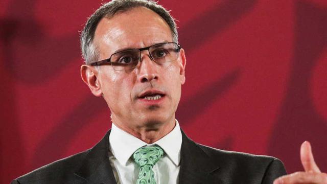 Hugo López-Gatell, Quien Es, Coronavirus, Estudios