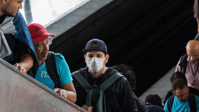 México, Coronavirus, Fases, Propagación