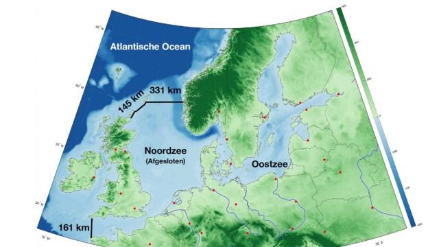 Presa, Cambio Climático, Norte, Europa