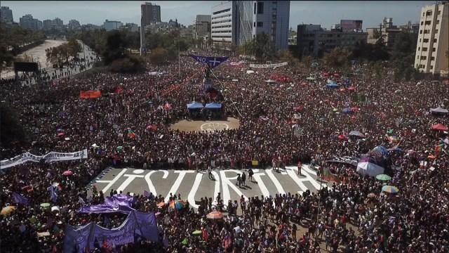 Coronavirus, Chile, Piñera, Feminismo
