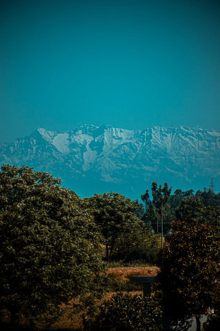 Hilmalaya, India, Fotos, Coronavirus