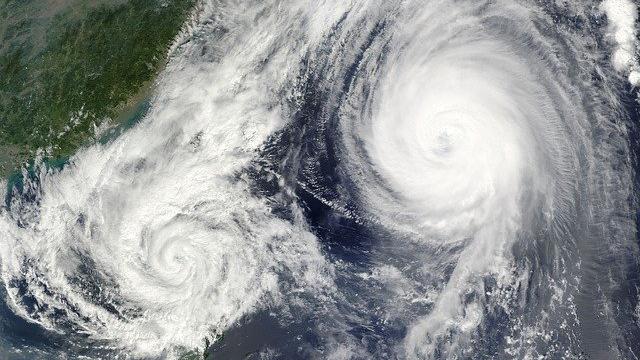 Huracanes, Calentamiento Global, Consecuencias, 2020