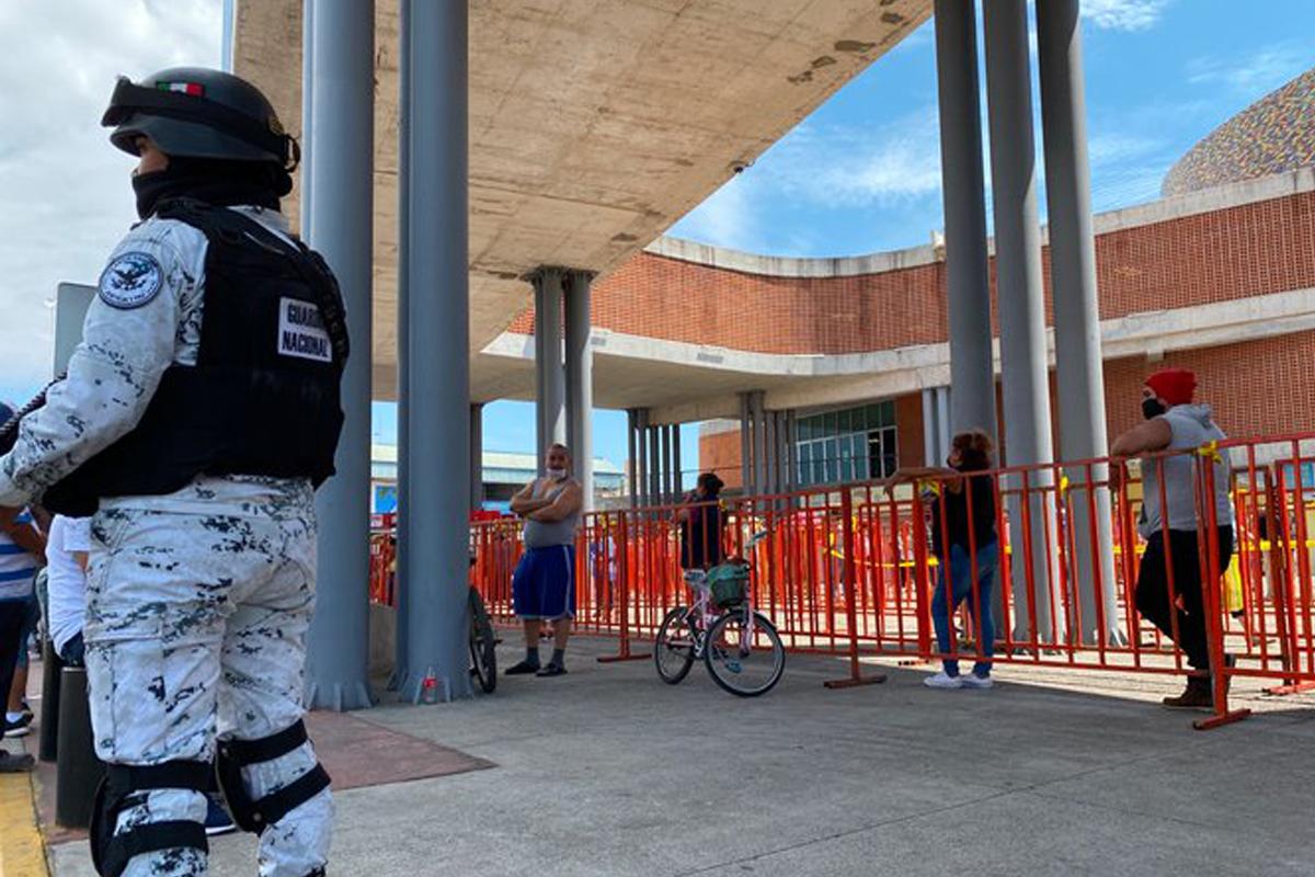 Guardia Nacional, Cartel, Narco, Despensas