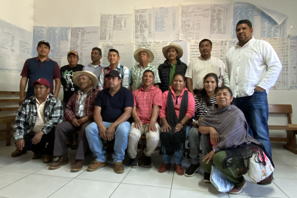 Michoacan, Purepechas, Cheran, Autogobierno