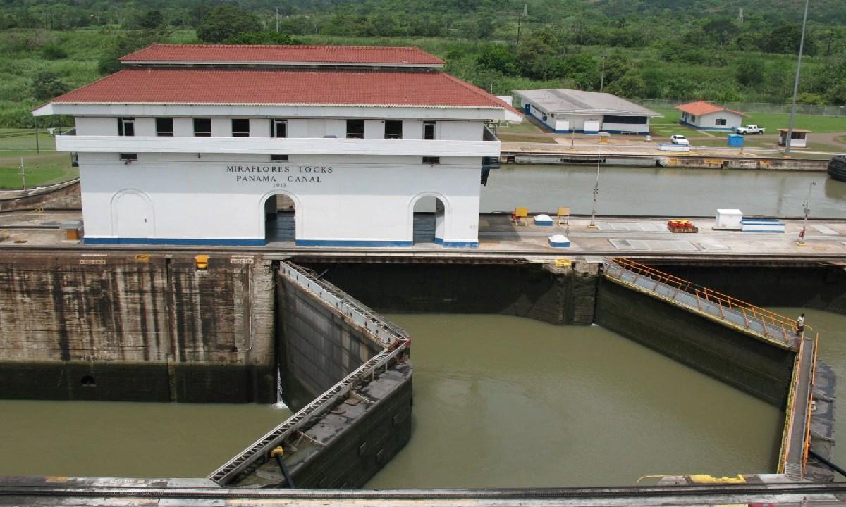 Canal, Panama, Agua, Cambio Climatico