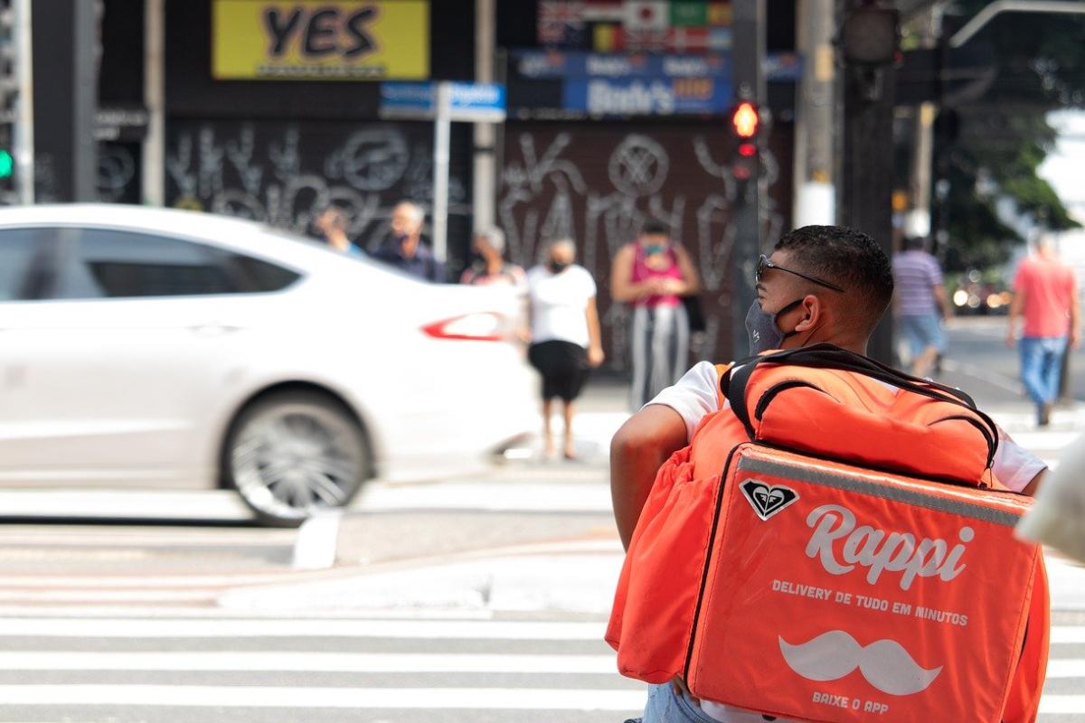 Repartidores, Uber, Rappi, Condiciones Laborales
