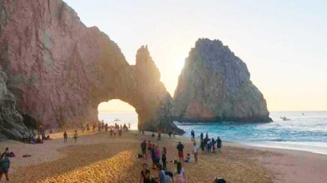 Turistas, Cabo San Lucas, Pandemia, Covid-19