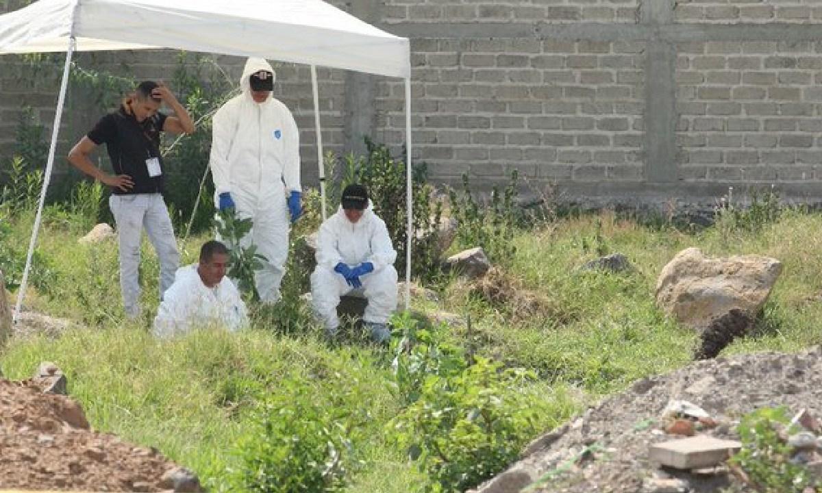 Fosas Clandestinas, Jalisco, Crimen Organizado, Personas Desaparecidas