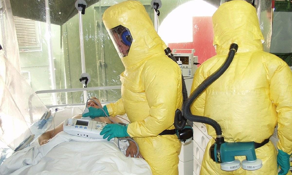 Ebola, Republica Congo, Epidemia, Virus