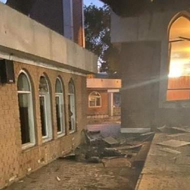 Hombre, Suicidio, Mezquita, Kabul