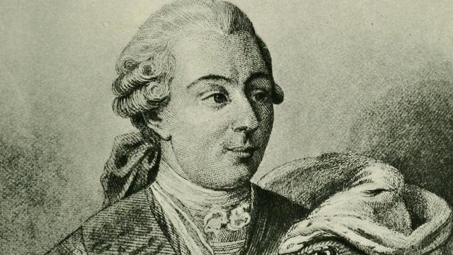 El Conde Ferse, supuesto amante de María Antonieta , intercambió cartas con la esposa de Luis XVIis XVI