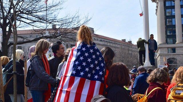 Burla, Muerte, Manifestantes, George Floyd