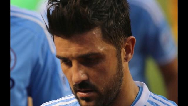 Acusan al futbolista español David Villa de acoso sexual. Esto habría ocurrido cuando jugó para el New York City FC de la MLS