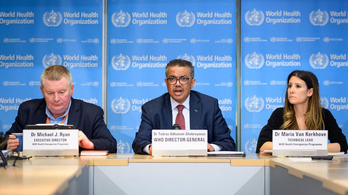 OMS dice que la pandemia de COVID-19 está subestimada en México