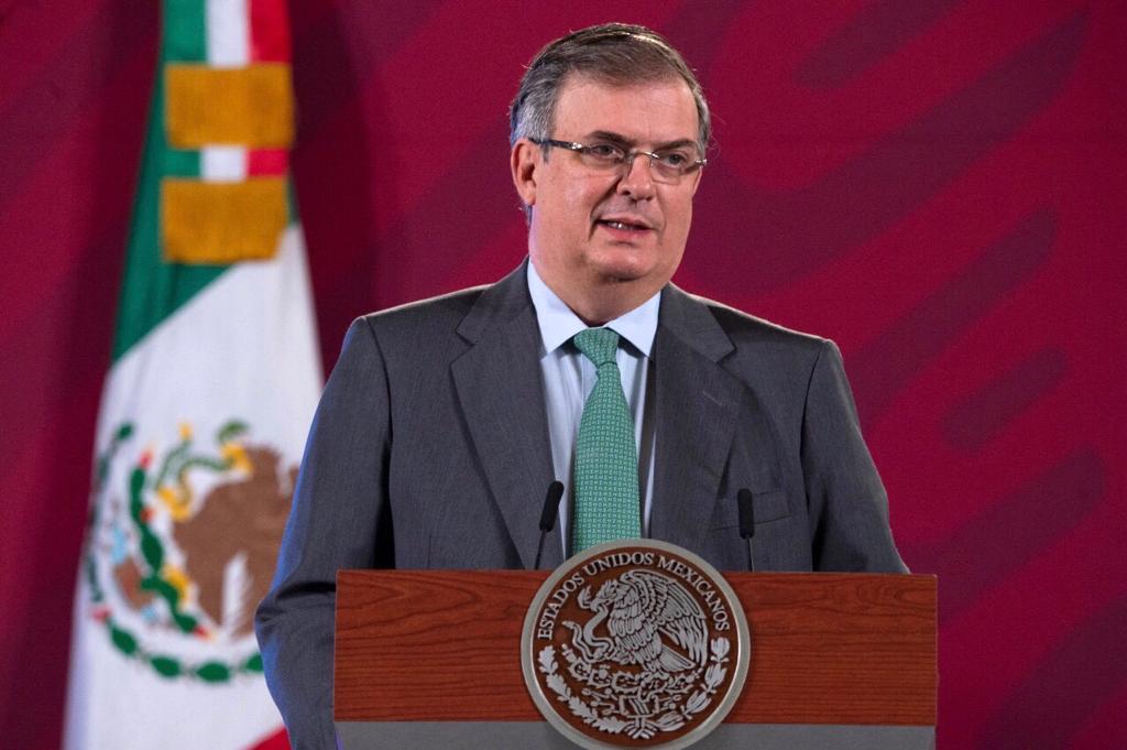 Marcelo Ebrard (Foto: Presidencia de México)