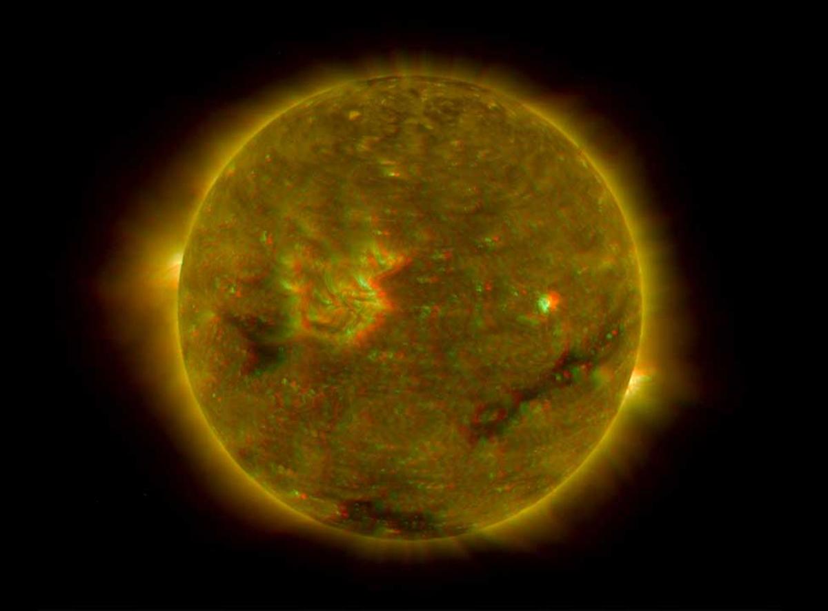 Tormenta solar afectará a la Tierra próximos días