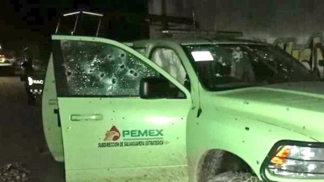 Matan a 4 empleados de PEMEX que patrullaban oleoducto en Querétaro
