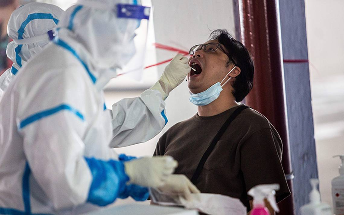 Ciudadano en Hong Kong padece COVID-19 por segunda vez. (Foto: EFE)