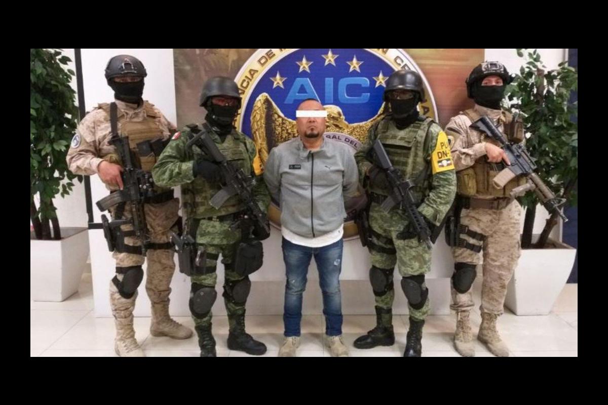 El Marro, líder del cártel de Santa Rosa Lima fue detenido en la madrugada del 2 de agosto por fuerzas federales y estatales