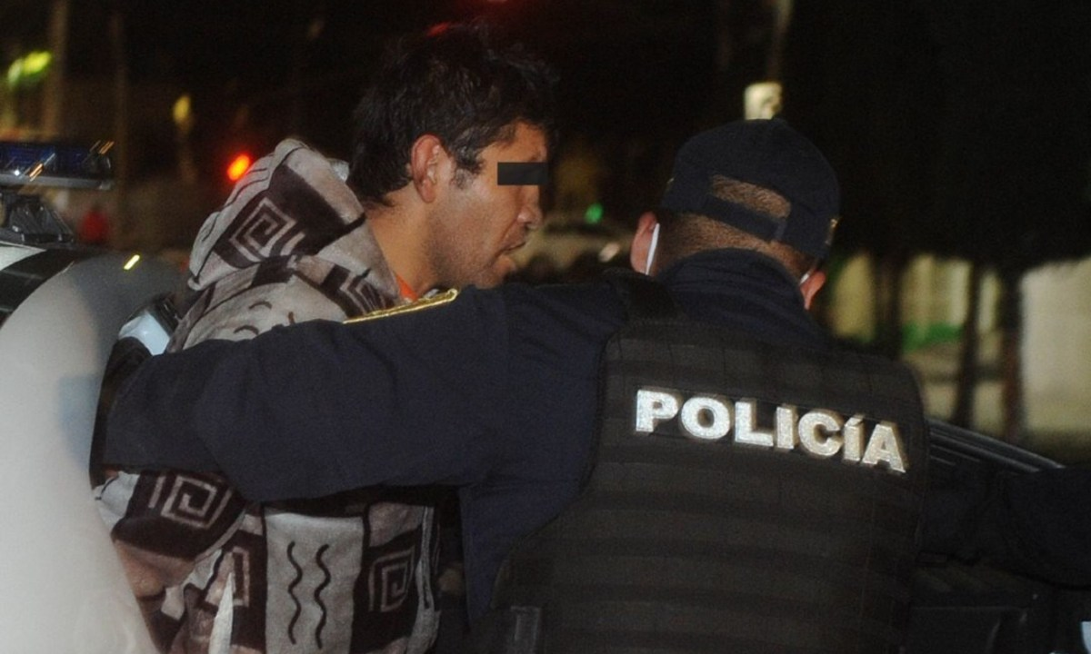Detenido por agredir sexualmente a mujer no es violador serial Polanco