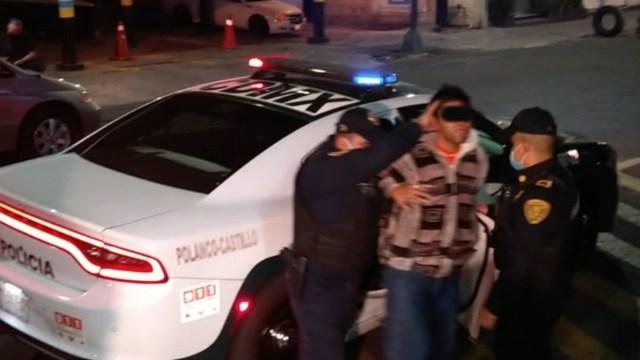 Detienen presunto violador serial zona Polanco CDMX