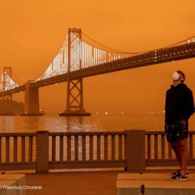 Gobernador California declara estado emergencia incendios forestales